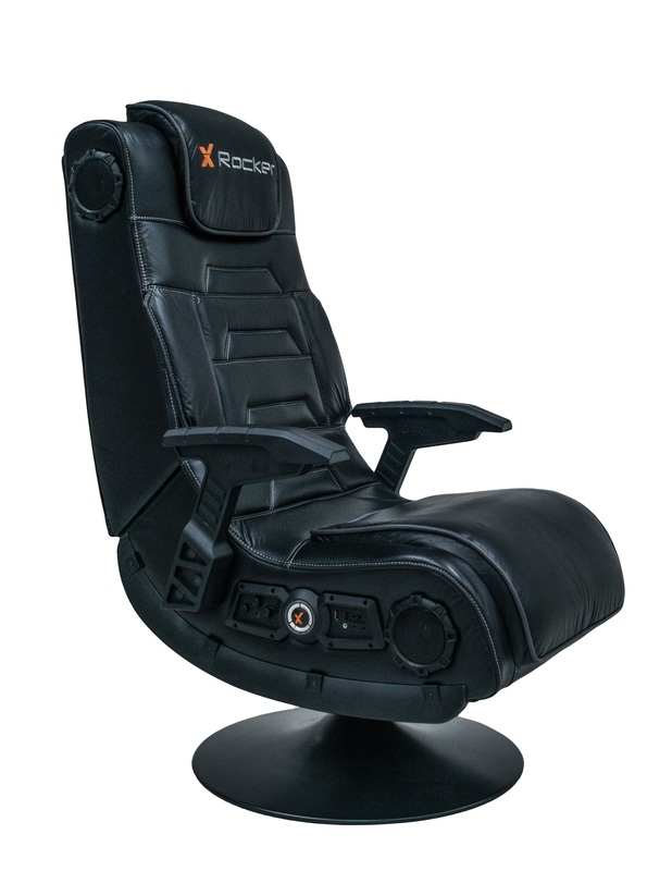 X Rocker Pro Pedestal Wireless 4.1 Gaming Chair for