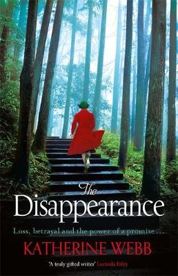 The Disappearance by Katherine Webb image