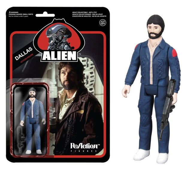 Alien: Dallas - ReAction Figure