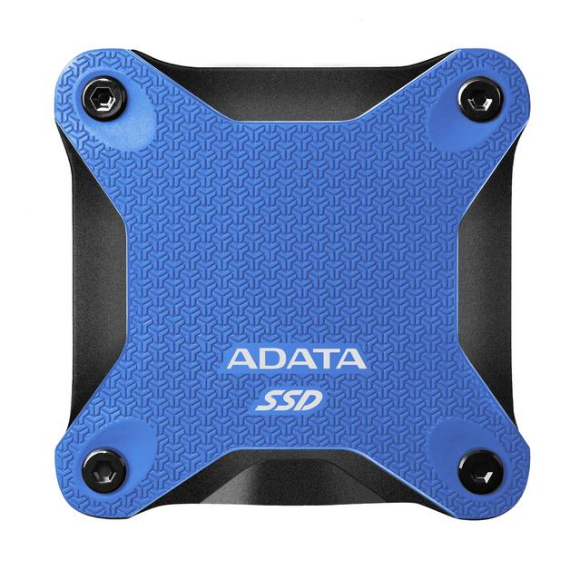 480GB External SSD ADATA USB3.1 Blue