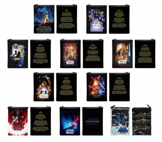 Star Wars: Poster Art Collection - Mini Pouch