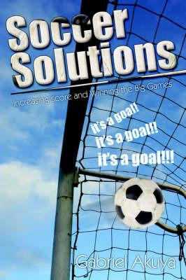 Soccer Solutions by Gabriel Akuya image