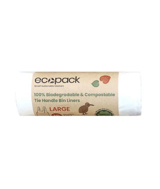 Eco Bags: Compostable and Biodegradable Bin Liner (36L)