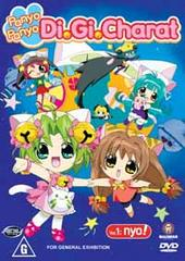 Panyo Panyo Di Gi Charat - Vol 1:  Nyo! on DVD