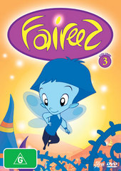 Faireez: Vol 3 on DVD