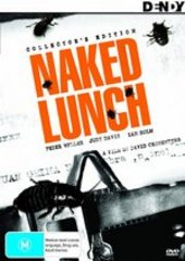 Naked Lunch - Collector's Edition on DVD
