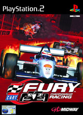 CART Fury Championship Racing for PlayStation 2