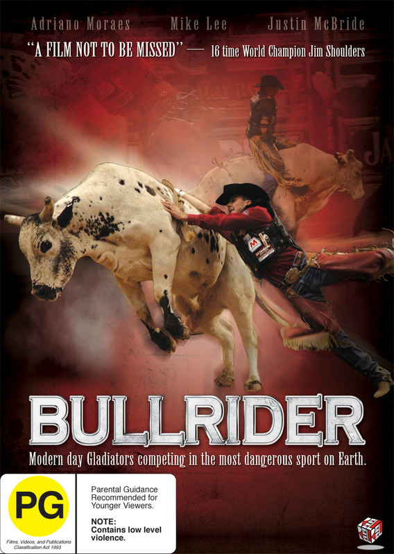 Bullrider on DVD