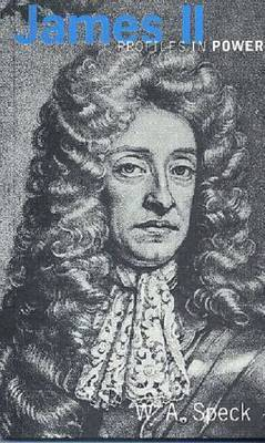 James II by W.A. Speck