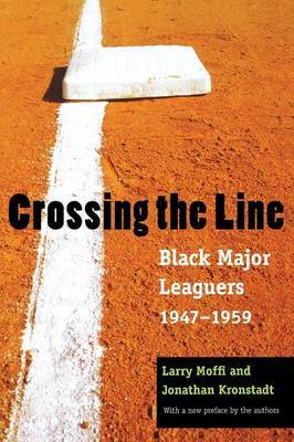Crossing the Line by Larry Moffi