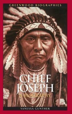 Chief Joseph by Vanessa Ann Gunther image