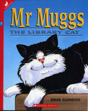 Mr Muggs the Library Cat by Dave Gunson