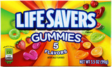 Lifesavers Gummies Theater Box (99g)