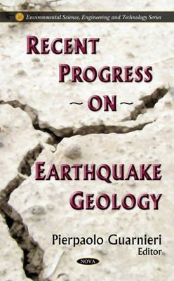 Recent Progress on Earthquake Geology image
