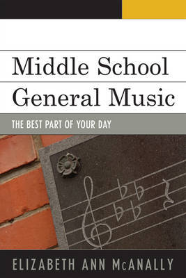 Middle School General Music by Elizabeth Ann McAnally image