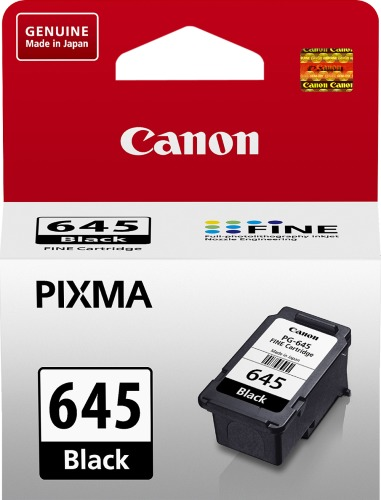 Canon Ink Cartridge - PG645 (Black) image