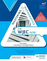 Mastering Mathematics for WJEC GCSE:Intermediate by Gareth Cole image
