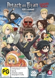 Attack On Titan: Junior High - Complete Series on DVD