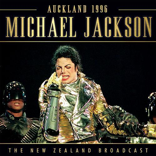 Auckland 1996 by Michael Jackson image