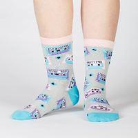 Women's - Mixtapes Crew Socks image