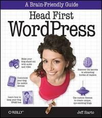 Head First WordPress by Jeff Siarto image