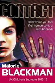 Contact by Malorie Blackman