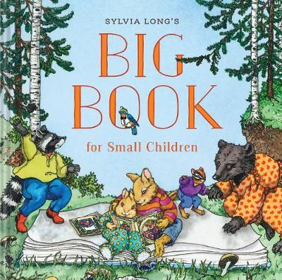 Sylvia Long's Big Book for Small Children image