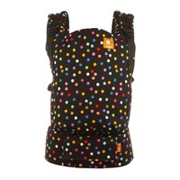 Baby Tula Free-to-Grow Canvas Carrier - Confetti Dot