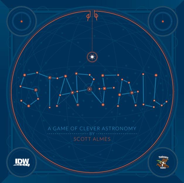 Starfall - Board Game