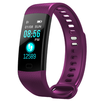 Unisex Sports Smartwatch - Purple