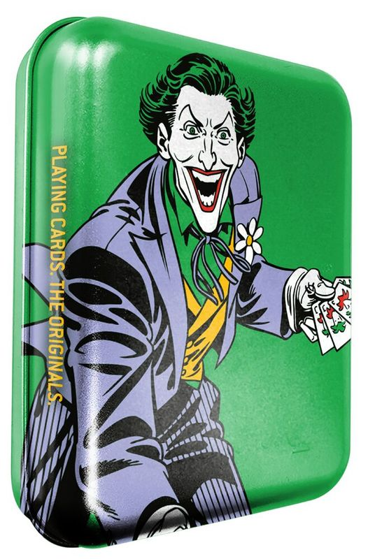 DC Comics: The Joker - Playing Card Tin