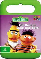 Sesame Street - The Best Of Ernie And Bert on DVD