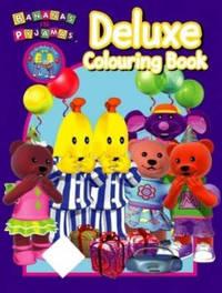 Bananas: Deluxe Colouring Book by Bananas in Pyjamas