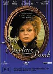 Lady Caroline Lamb on DVD