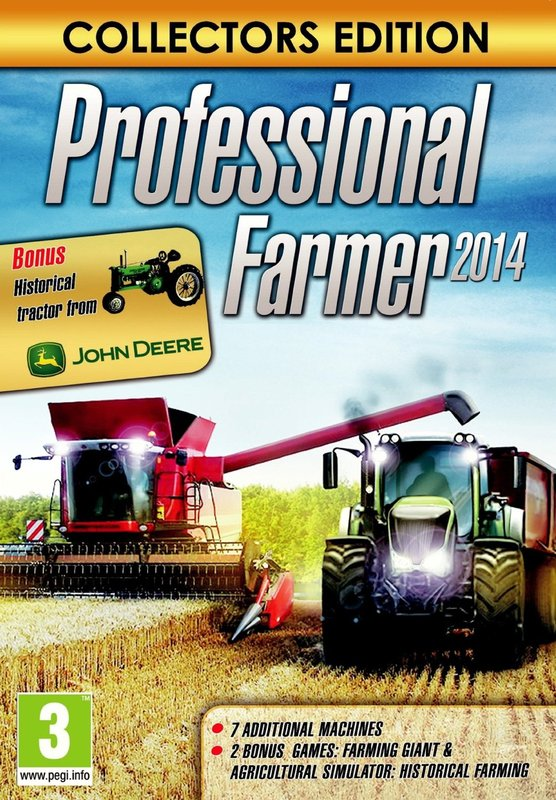 Professional Farmer 2014 Collector's Edition for PC