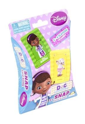 Disney Doc McStuffins - Snap Card Game