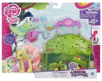 My Little Pony: Explore Equestria - Fluttershy Playset