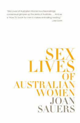 Sex Lives of Australian Women by Joan Sauers image