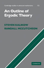 An Outline of Ergodic Theory by Steven Kalikow image