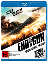 End of a Gun on Blu-ray image