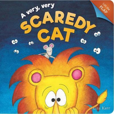 A Very, Very Scaredy Cat image