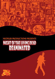 Night of the Living Dead Reanimated on DVD