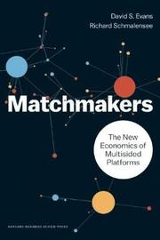 Matchmakers by David S Evans