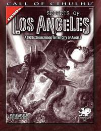 Secrets of Los Angeles by Chaosium RPG Team