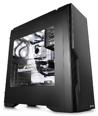 Deepcool: Dukase V3 Mid Tower Case - Black