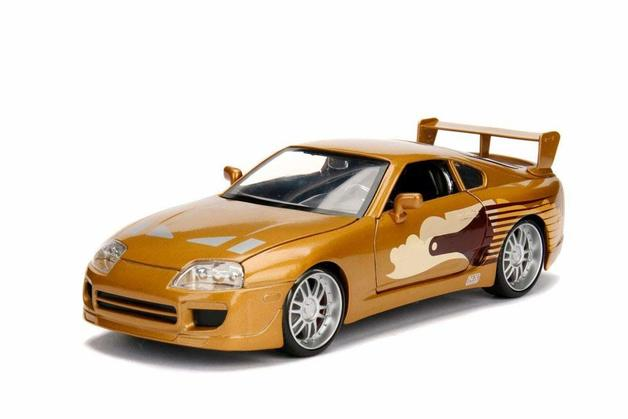 Jada 1/24 Fast & Furious '95 Supra - Diecast Model