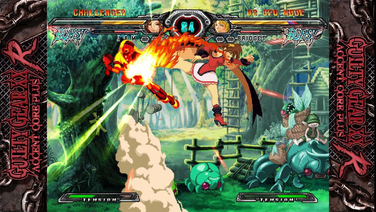 Guilty Gear 20th Anniversary Edition for Switch image