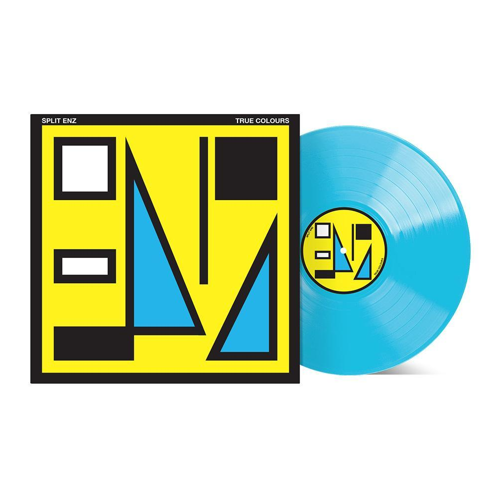 True Colours (Limited Edition Blue) by Split Enz image