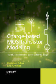 Charge-Based MOS Transistor Modeling by Christian C Enz image