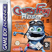 Crazy Frog Racer for Game Boy Advance